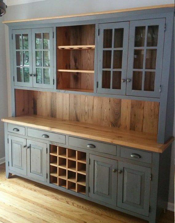 بازسازی کابینت آشپزخانه چوبی